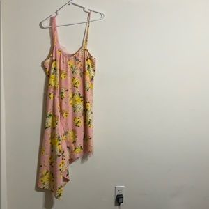 ASOS size 14 asymmetrical dress BNWT